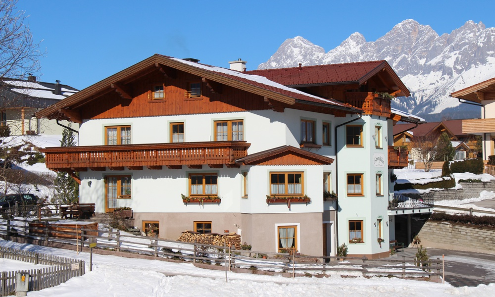 Haus Alpenglühn Zimmer in Rohrmoos Schladming
